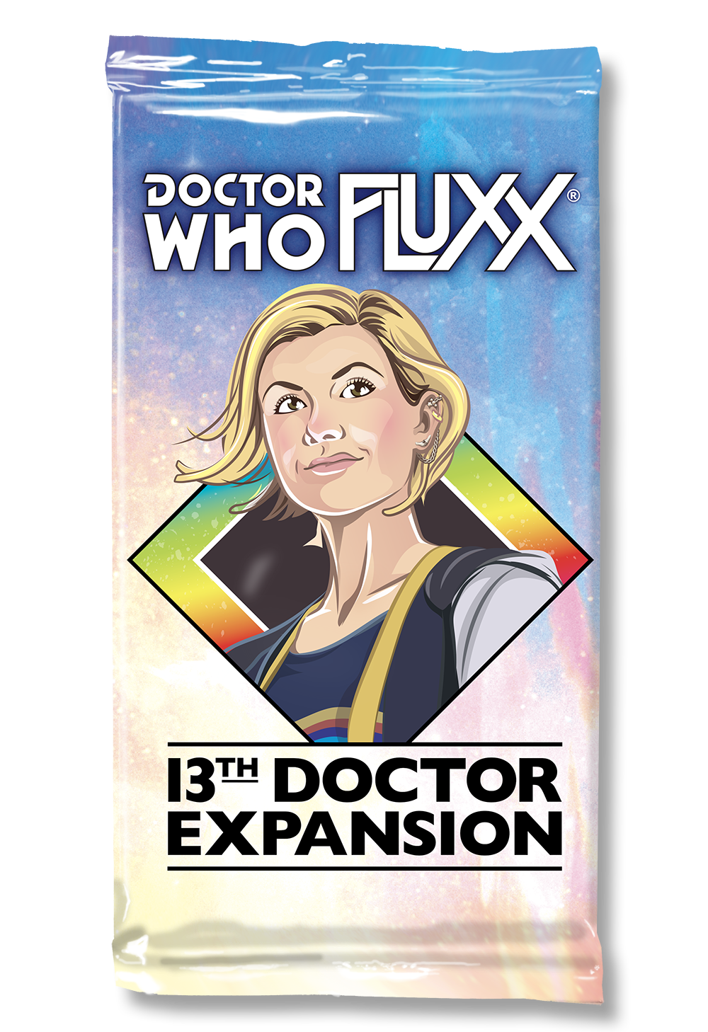 Doctor Who Fluxx: 13th Doctor -  Looney Labs