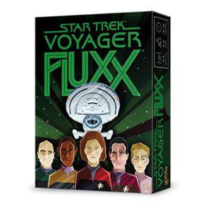 Star Trek Voyager Fluxx - Looney Labs