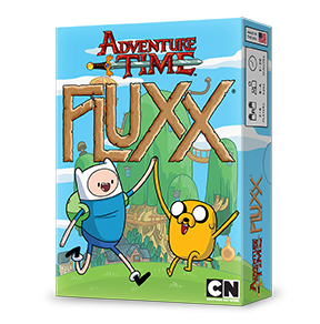 Adventure Time Fluxx (T.O.S.) -  Looney Labs