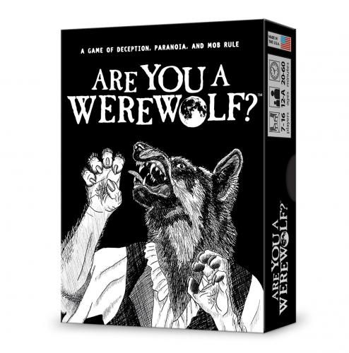 Are You a Werewolf? -  Looney Labs