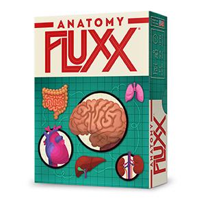 Anatomy Fluxx -  Looney Labs