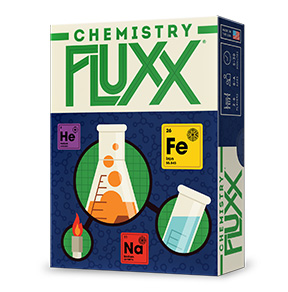 Chemistry Fluxx (T.O.S.) -  Looney Labs