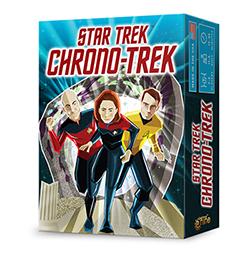 Star Trek Chrono-Trek -  Looney Labs