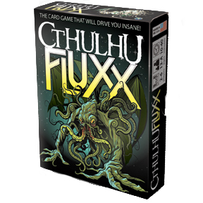 Cthulhu Fluxx -  Looney Labs