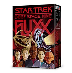 Star Trek: Deep Space Nine Fluxx -  Looney Labs