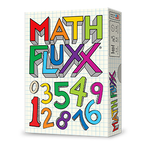 Math Fluxx -  Looney Labs