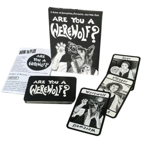 Are you a Werewolf? | Looney Labs