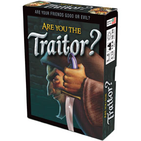 Are you the Traitor? -  Looney Labs