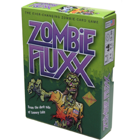 Zombie Fluxx -  Looney Labs