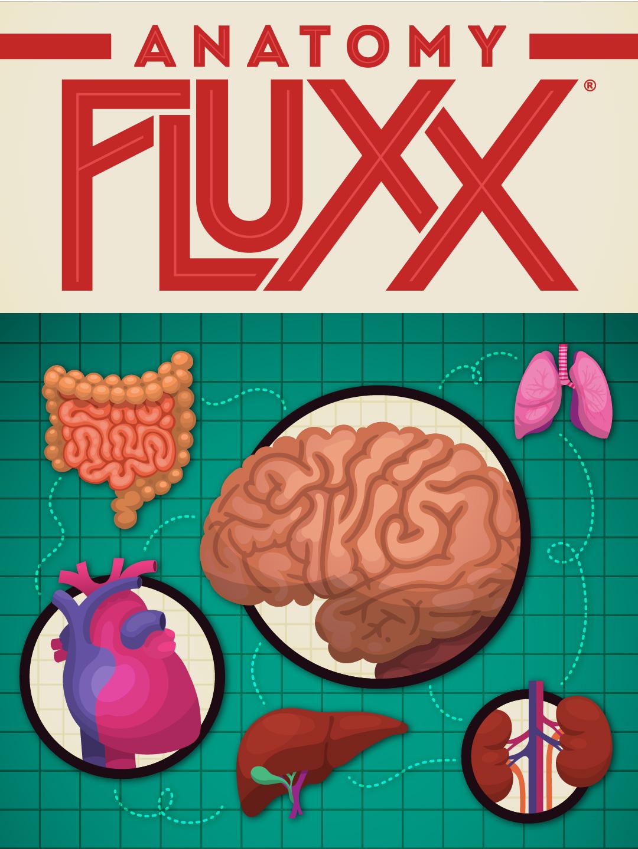Anatomy Fluxx flat cover