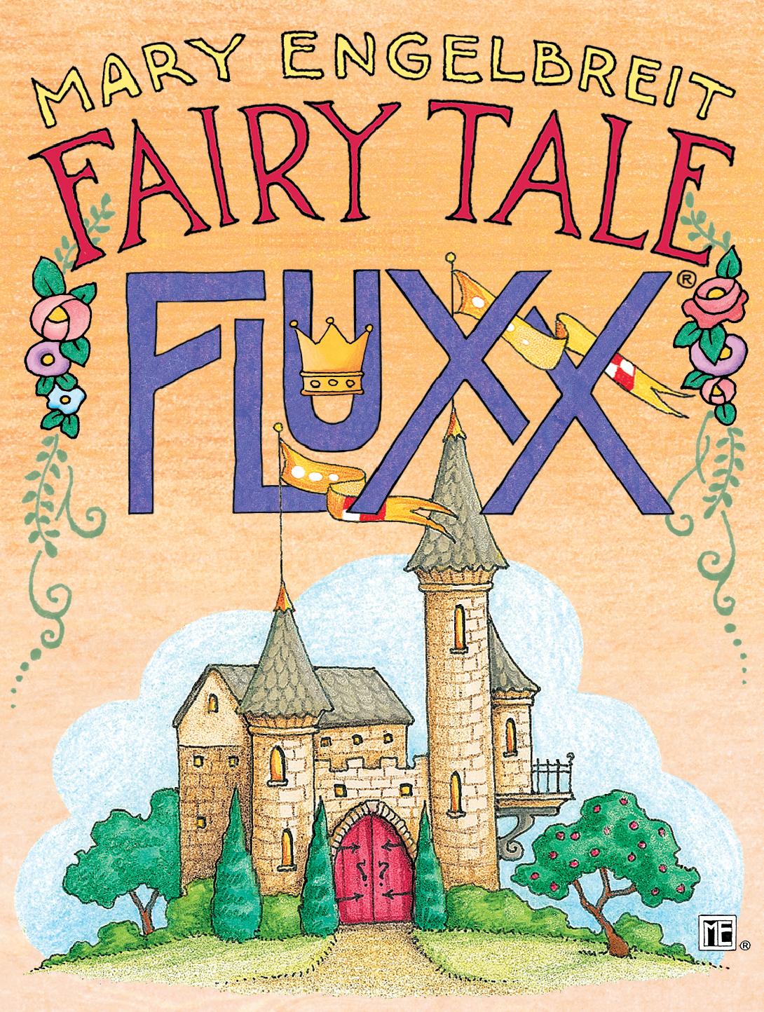 Fairytale Fluxx flat cover