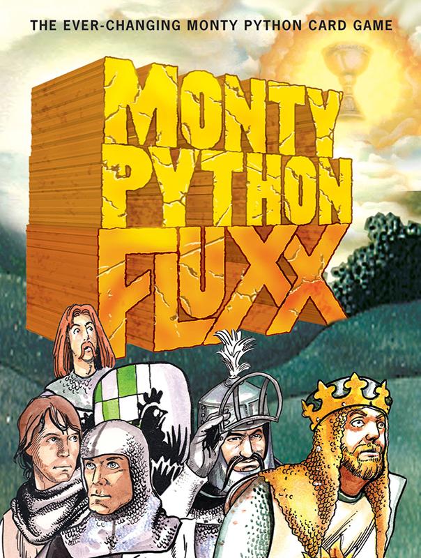 Monty Python Fluxx flat cover
