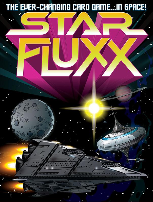 Star Fluxx flat cover
