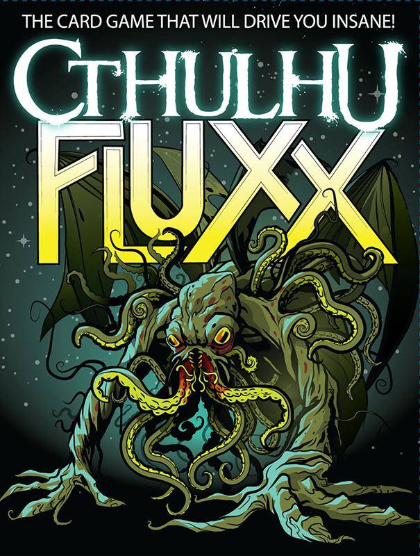 Cthulhu Fluxx flat cover