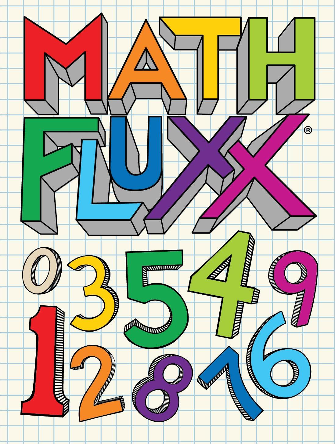Math Fluxx flat cover
