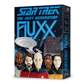 Star Trek The Next Generation Fluxx -  Looney Labs