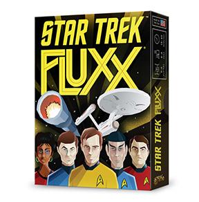 Star Trek Fluxx -  Looney Labs